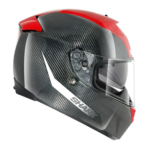 SHARK Helmets SPEED-R CARBON SERIES 2 Carbon Skin Red