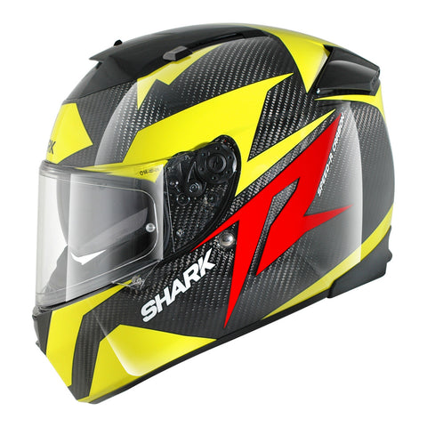 SHARK Helmets SPEED-R CARBON SERIES 2 Run Yellow