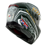 SHARK Helmets SPEED-R SERIES 2 Foggy Matte 20th Anniversary Black
