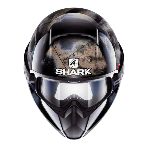 SHARK Helmets VANCORE Flare - Black / Grey / Blue
