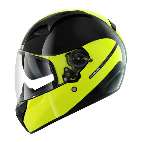 SHARK Helmets VISION-R SERIES 2 Inko Black / Yellow