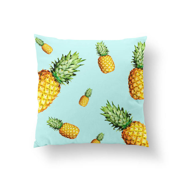 Pineapple Delight Throw Pillow