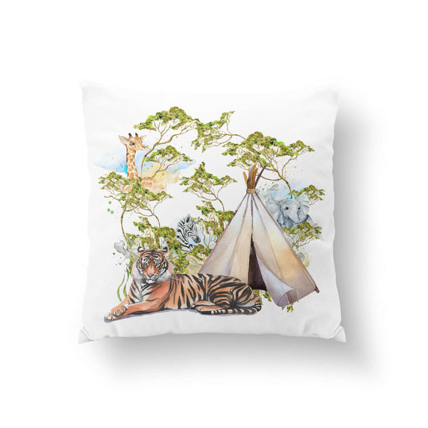 Greatest Adventure Throw Pillow