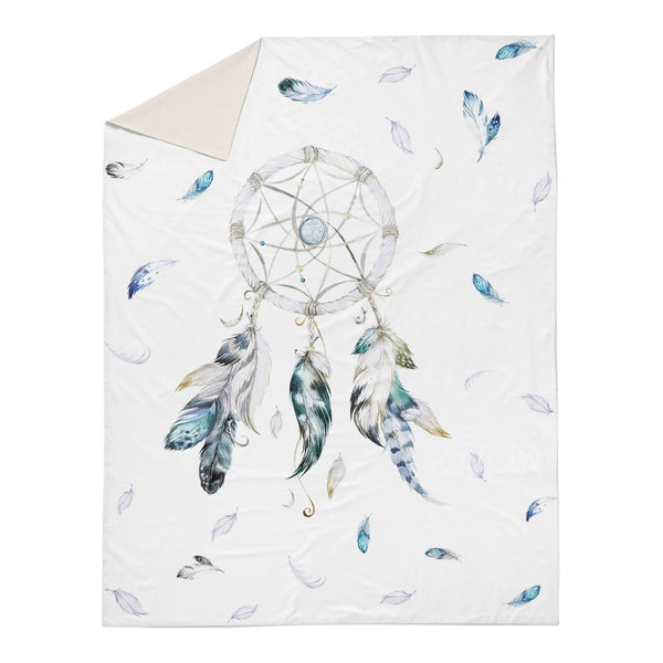 Little Chief Dream Catcher Duvet Cover