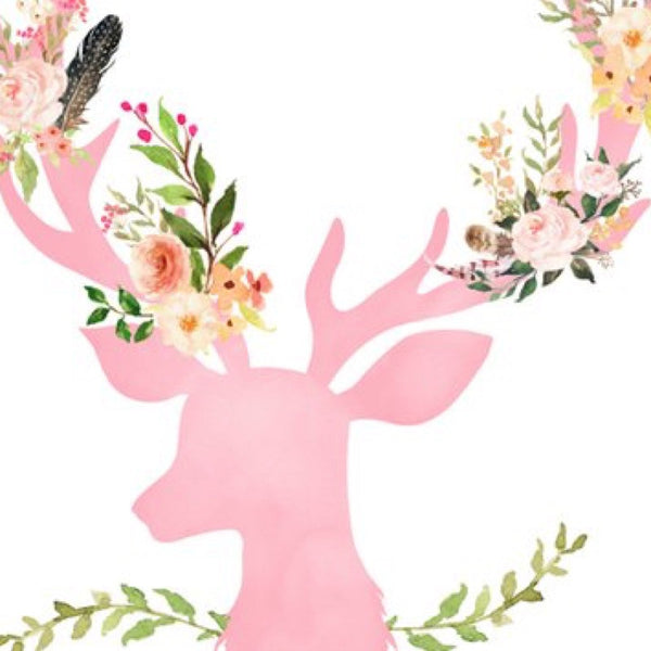 Floral Dreams Deer Collection