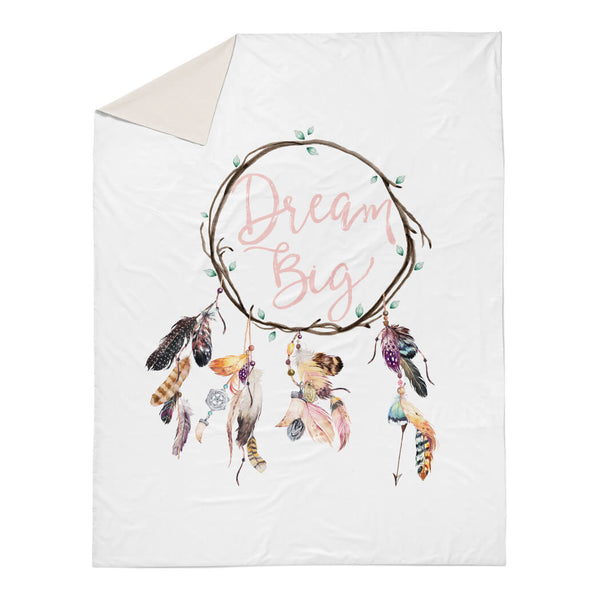 Wild & Free Dream Catcher Duvet Cover