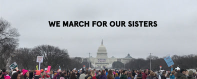 We March For Our Sisters