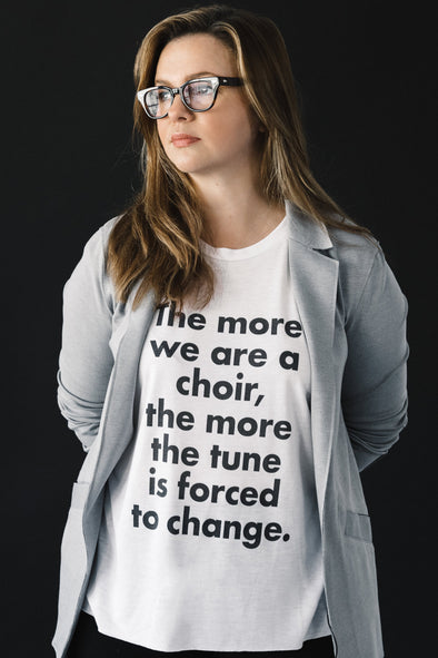 We Are A Choir Tank | MY SISTER