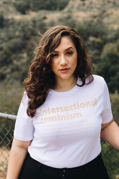 Intersectional Feminism Tee