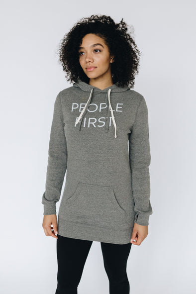 People First Tunic Hoodie | MY SISTER
