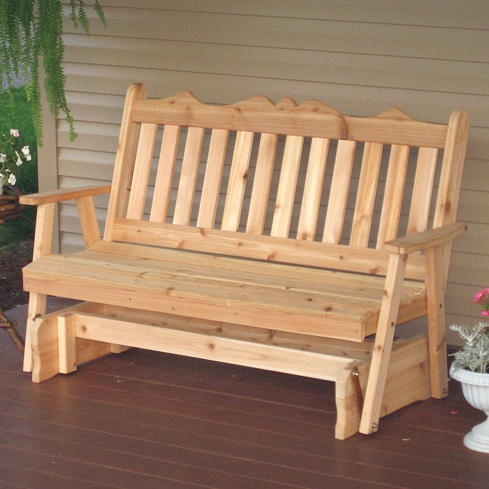 Royal English Glider Bench