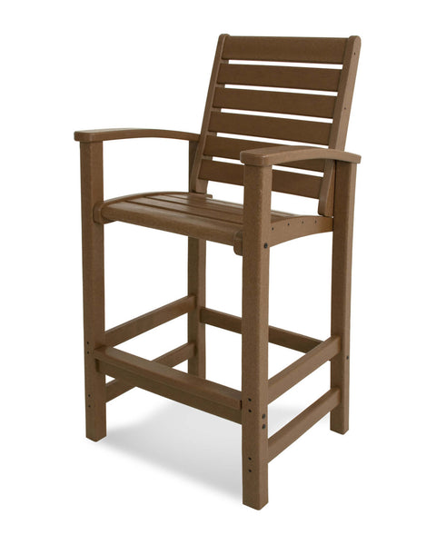POLYWOOD® Signature Bar Chair