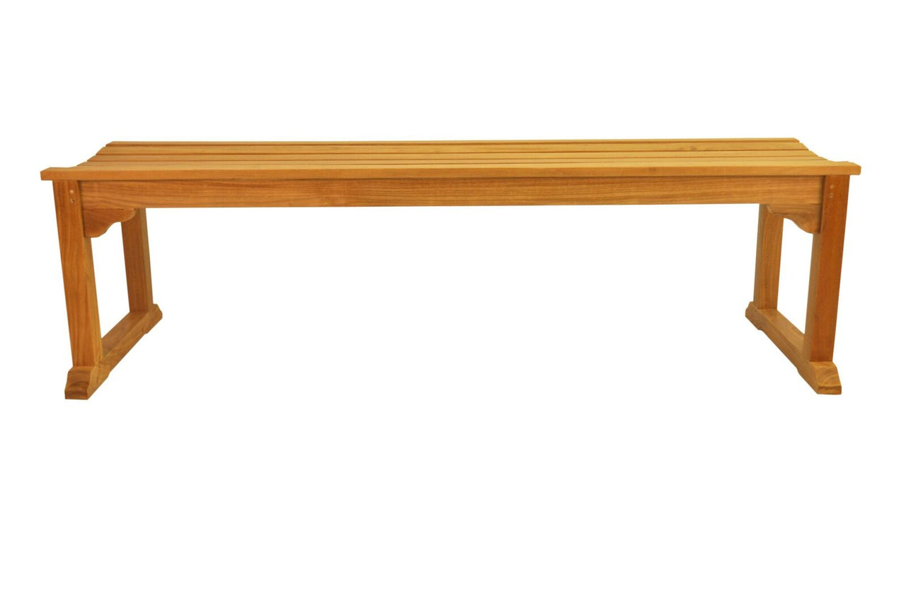 Mason 3-Seater Backless Bench