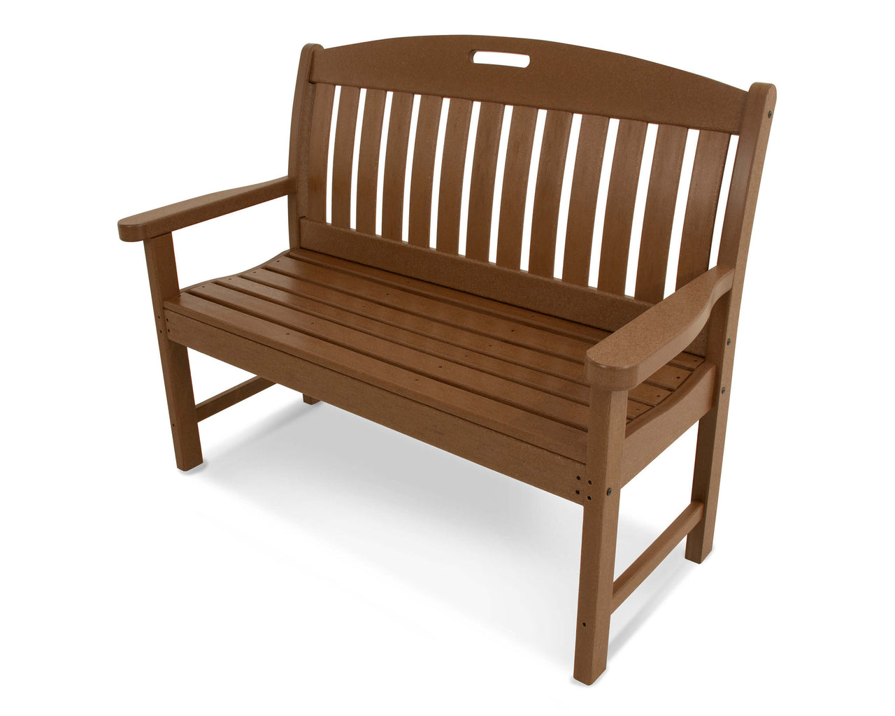 POLYWOOD® Nautical Bench