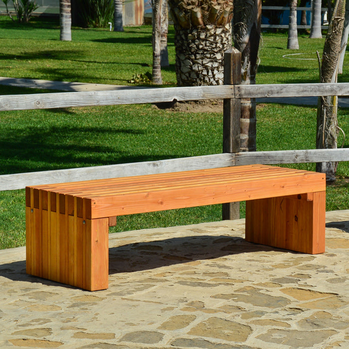 San Diego Portside Bench