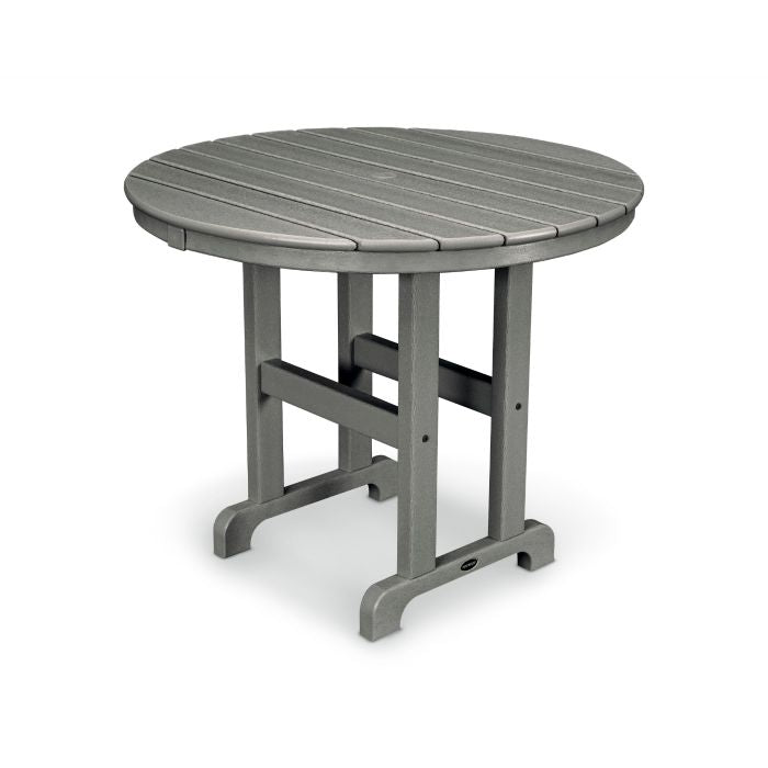 "POLYWOOD® La Casa Café Round 36"" Dining Table"