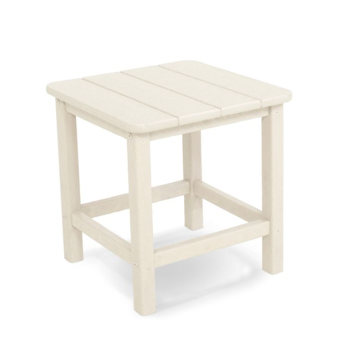 "POLYWOOD® Seashell 18"" Side Table"