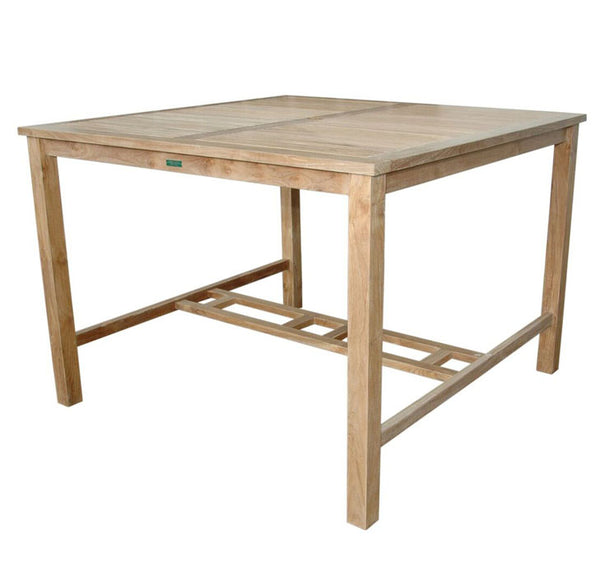 "Windsor 59"" Square Bar Table"