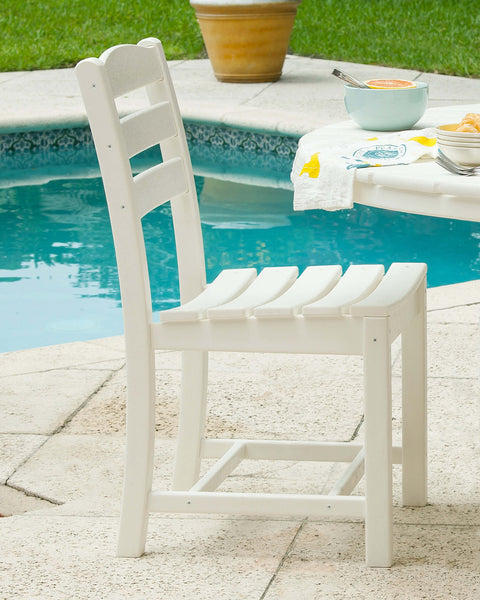 POLYWOOD® La Casa Café Dining Side Chair