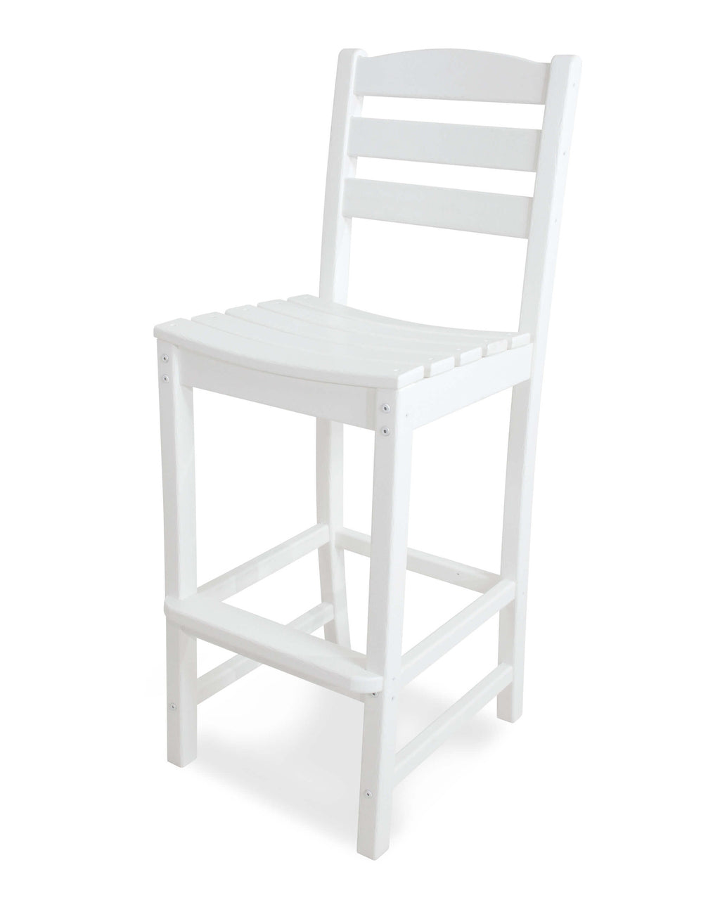 POLYWOOD® La Casa Café Bar Side Chair