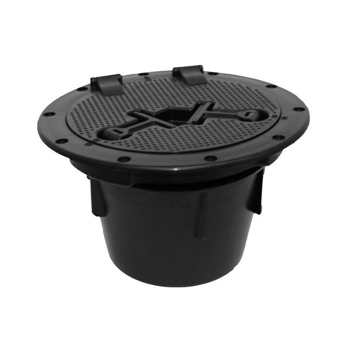 "8"" Round Hatch with Bucket"