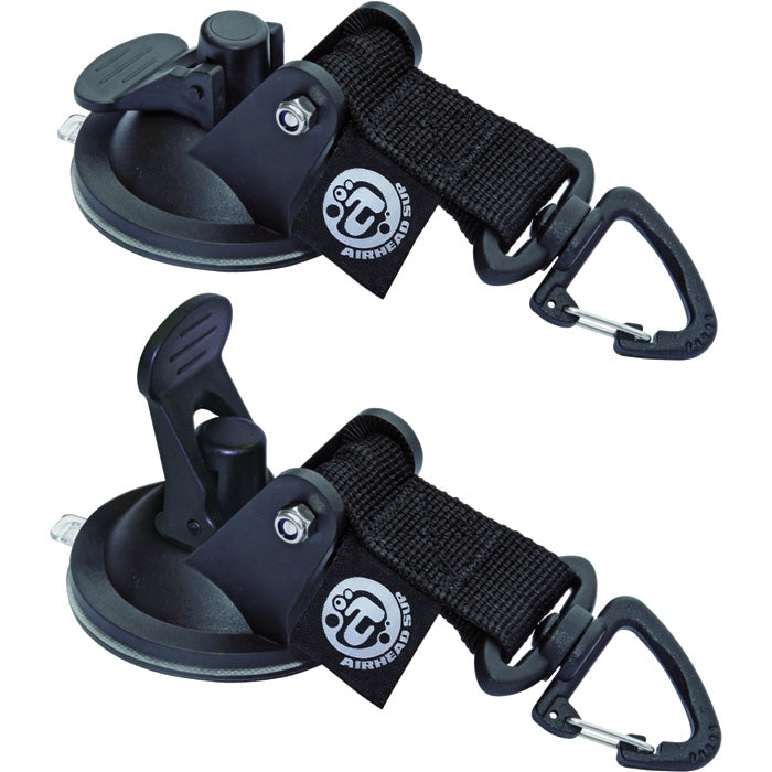 AIRHEAD SUP SUCTION CUP TIE DOWNS