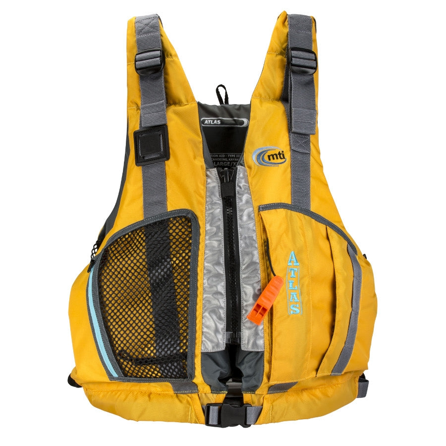 MTI Adventurewear Atlas High Buoyancy PFD Life Jacket