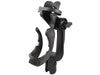 "Fishing Rod Holder w/ RAM-ROD Rev. Ratchet for 1.5"" Ball"
