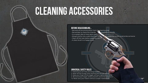 Firearms Cleaning & Accessories