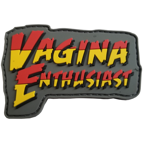 """Vagina Enthusiast"" Patch"