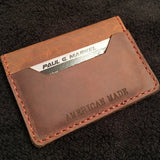 Official SOTG Leather Wallet