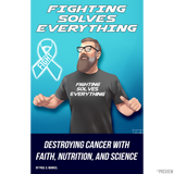 Fighting Solves Everything Book