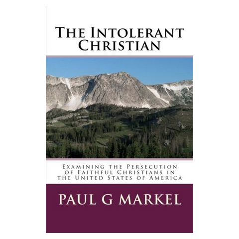 The Intolerant Christian Book