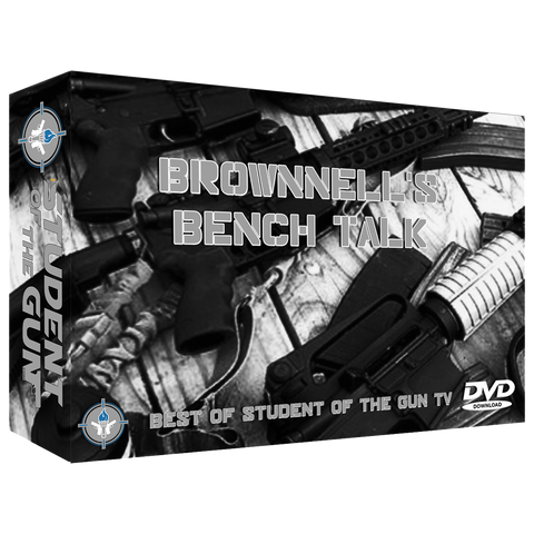 Brownell's Bench Talk DVD - Best of SOTG TV