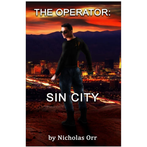 Sin City: The Operator Book 2