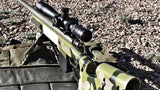 Precision Rifle - The Spirit of the Rifleman - Sisk Tactical Adaptive Rifle