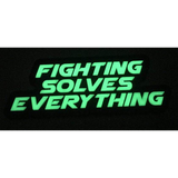 Fighting Solves Everything Patch