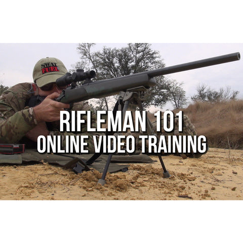 Rifleman 101 - Online Video Training
