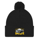 Team Honey Badger Knit Cap