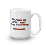 Official AAFU Mug