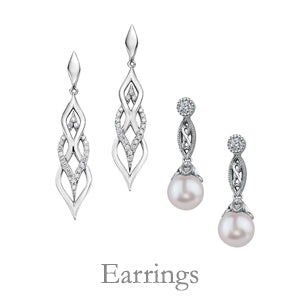 Dana's Goldsmithing earring collections