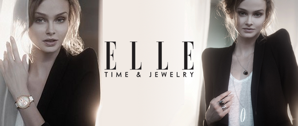 ELLE jewellery & watches - Parisian inspired sterling silver