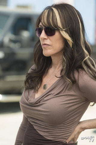 Katey Segal as Gemma Teller-Morrow in Sons of Anarchy