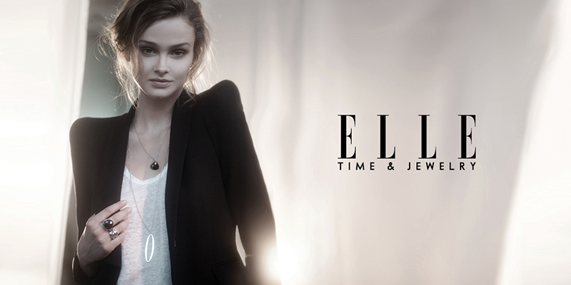 ELLE time & jewellery - sterling silver