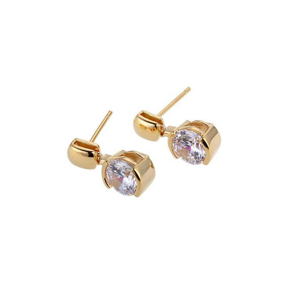 Elle Earring 'Cubic Zirconia' Collection (27739)