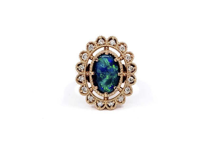 Botanical Black Opal