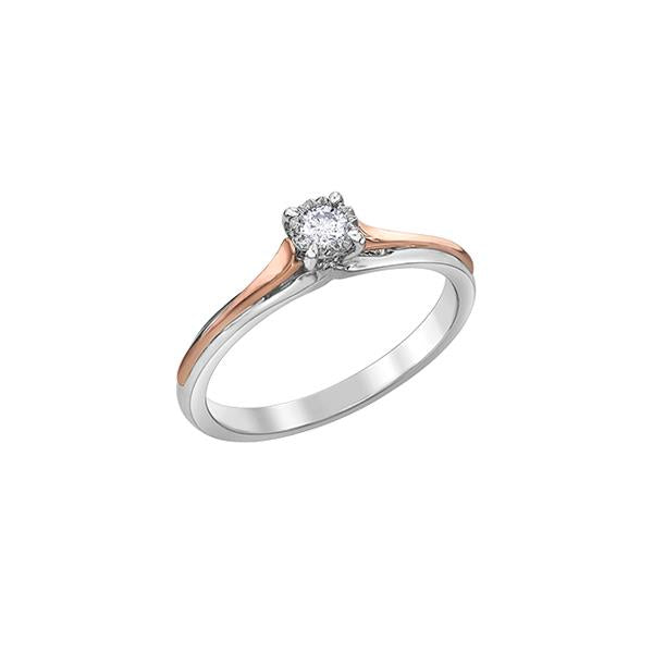 Diamond 'Illuminaire' Promise Ring