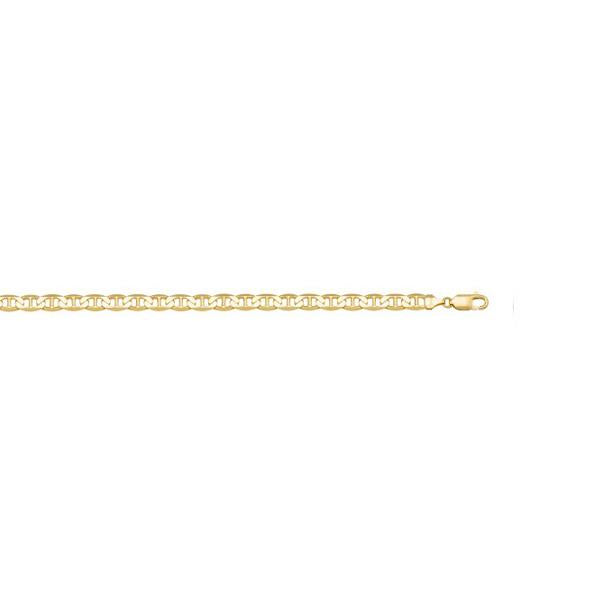 Gold Gucci Anklet 9.5 Inch