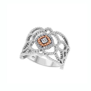 Canadian Diamond Fashion Ring