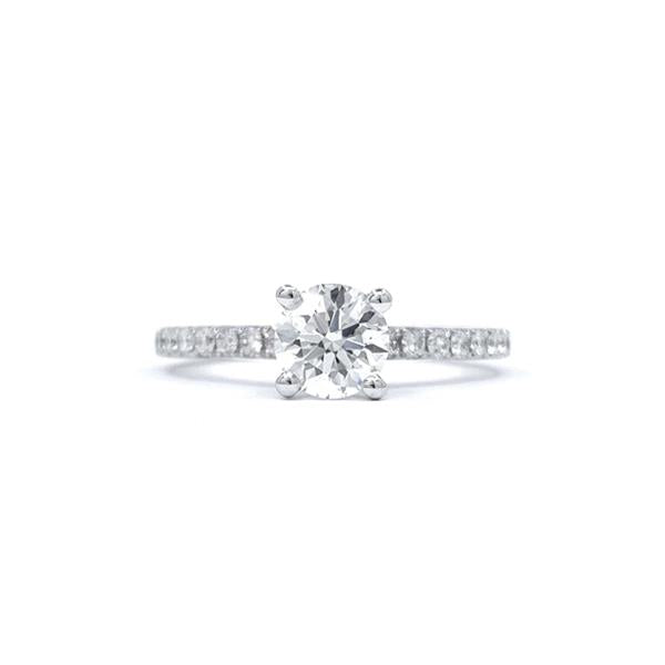 Canadian Diamond Engagement Ring (33704)